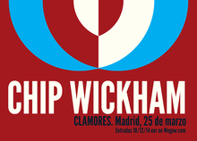 Chip Wickham en Madrid