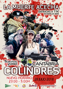 SURVIVAL ZOMBIE: COLINDRES (CANTABRIA)