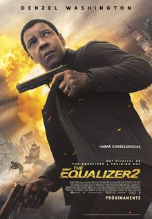"CINE: ""THE EQUALIZER 2"""
