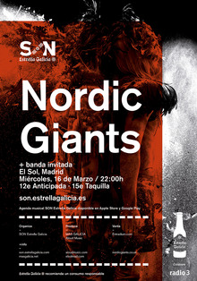 Nordic Giants en Madrid