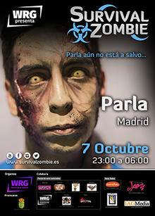 SURVIVAL ZOMBIE: PARLA (MADRID)