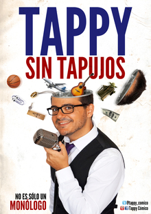 """Tappy. Sin tapujos"" TAPPY"