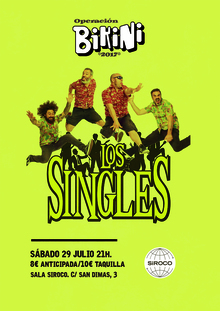 Los Singles Summer Party en Siroco
