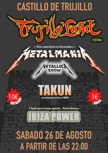 METALMANIA TRUJILLO-LAND