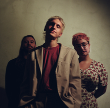 Kagoule (UK) + Black Islands en Barcelona