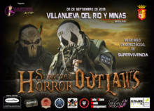 SURVIVAL HORROR OUTLAWS LED VILLANUEVA DEL RIO Y MINAS