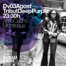 Tribut DEEP PURPLE al Sarau08911